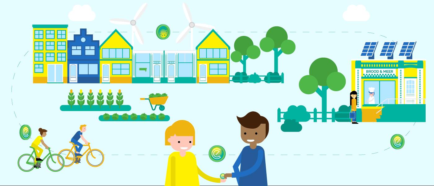 Banner EnergyCoin Foundation