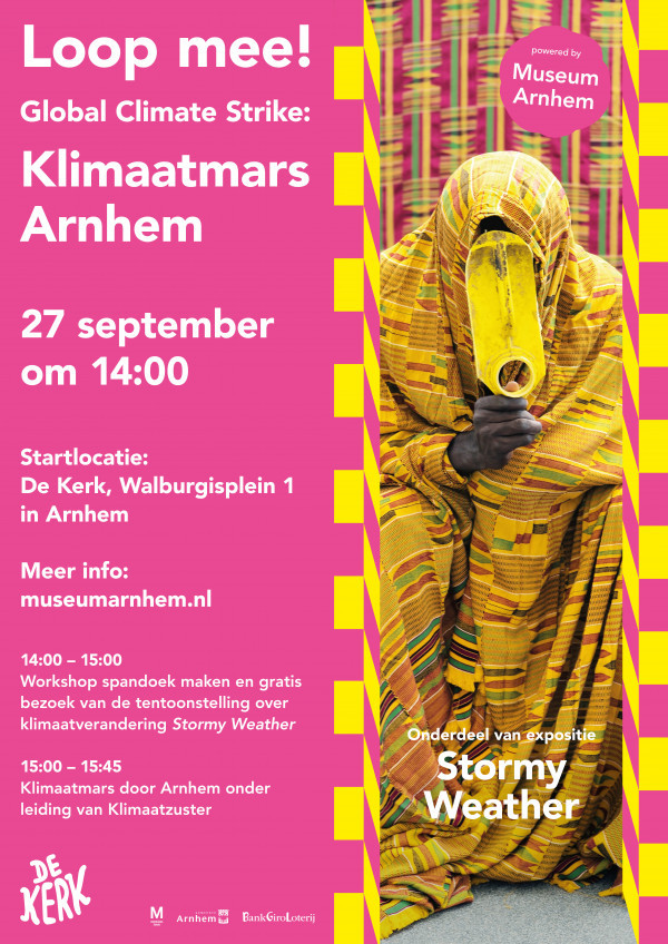Klimaatmars Arnhem